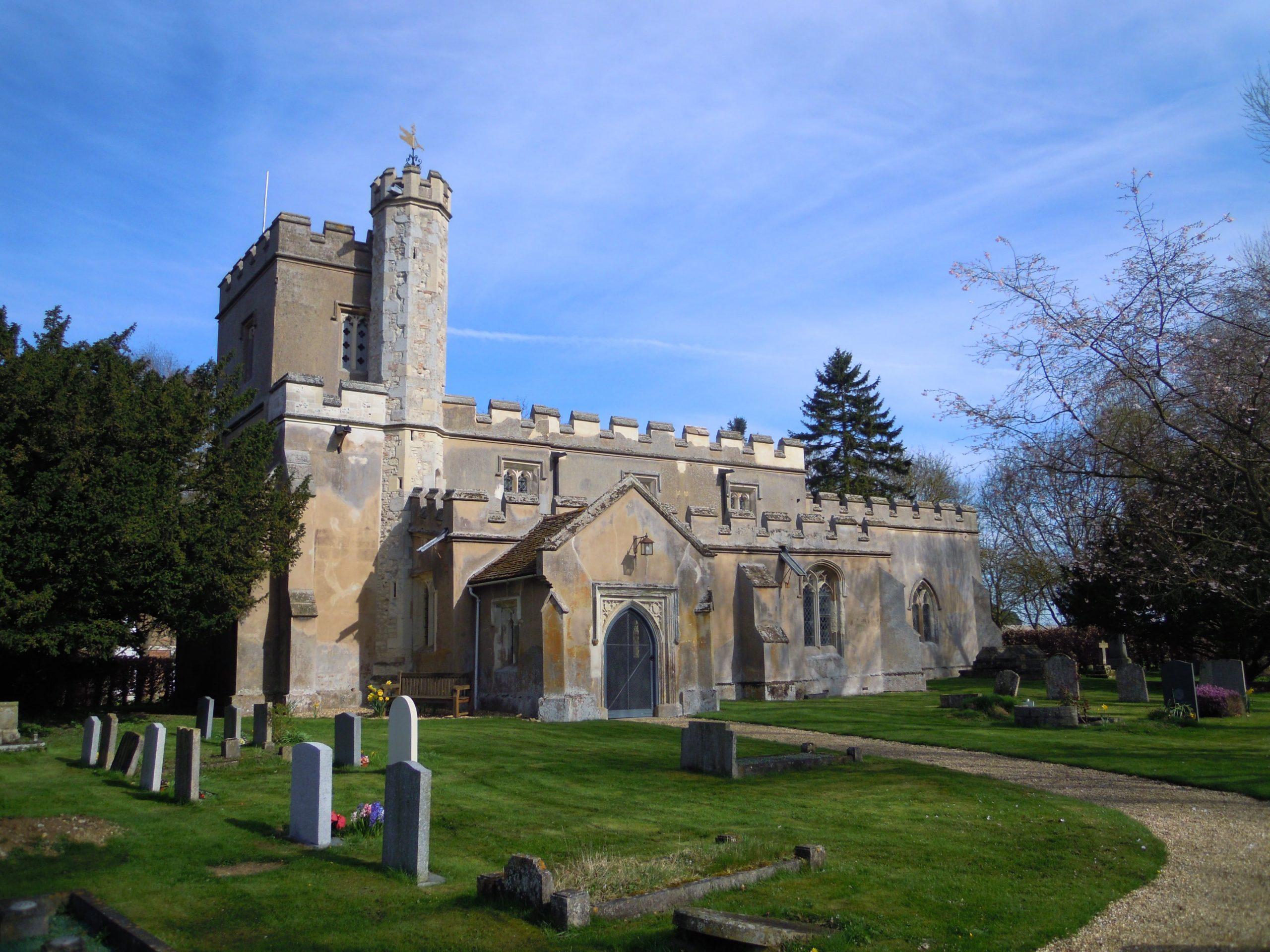 St Vincent, Newnham